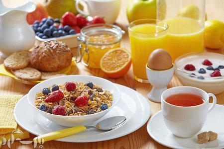 روش مناسب برای صرف صبحانه کودکان