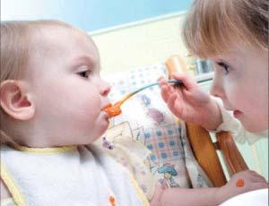 راههای مناسب برای کودکان بدغذا