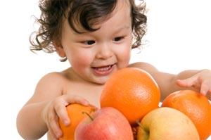 رژیم غذایی کودکی