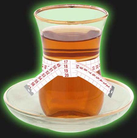 آیا چاي لاغري واقعا لاغر ميکند؟