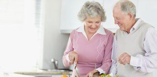 رژیم غذایی سالمندان