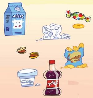 اهمیت گروههای خونی در رژیم غذائی