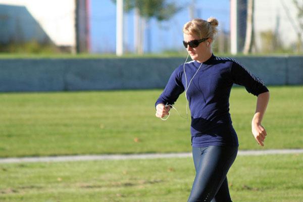 پیاده روی برای تندرستی و کاهش وزن