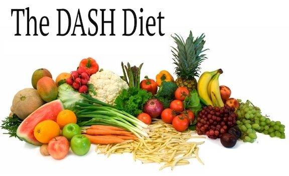 رژیم غذاییDASH