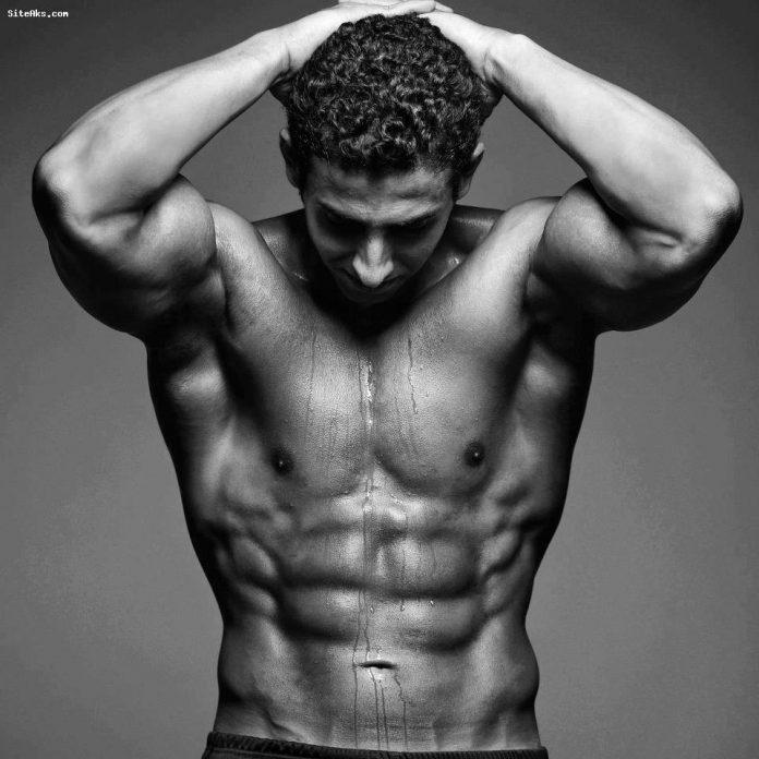 اندام زیبا مردانه