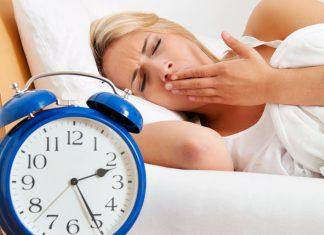 کمبود خواب