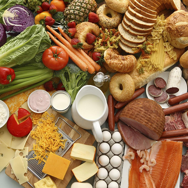 محصولات غذایی
