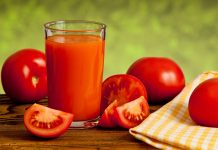 آب گوجهفرنگی