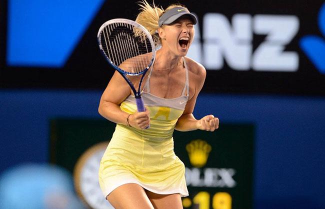 زن ورزشکار
