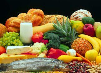 خوراکی های سرشار از