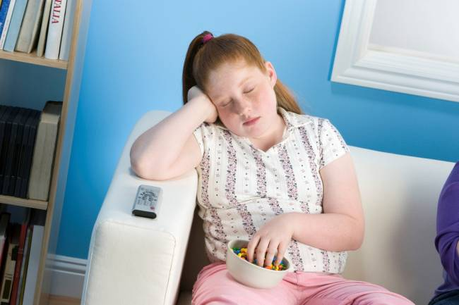 نوجوانان و افزایش وزن