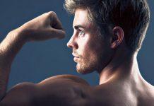 عضلات مردانه جذاب