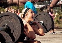 وزنه برداری زنان