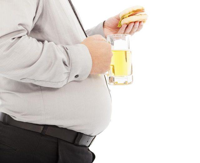 افراد دارای اضافه وزن زیاد