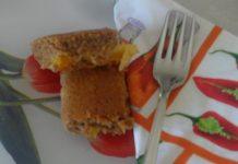 کیک زردآلو بدون روغن (کیک رژیمی)
