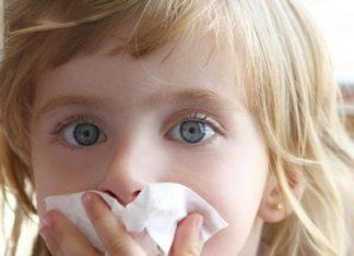 سرماخوردگی کودکان