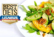 بهترین رژیم های غذایی دنیا