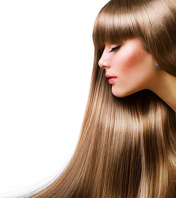 موی زیبا و پرپشت
