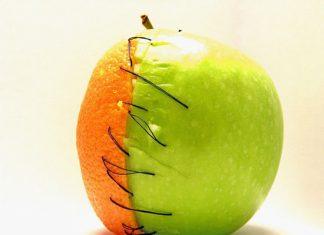 غذاهای اصلاح شده ژنتیکی