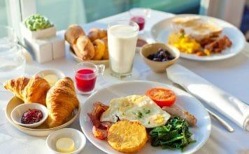 خوردن صبحانه بهترین راه برای لاغری
