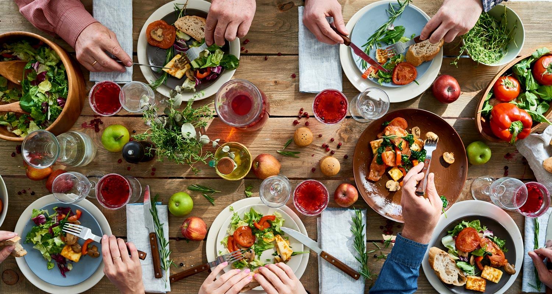 ویژگی یک شام خوب، کامل و سالم چیست؟ - رژیم لاغری
