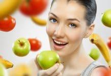 لاغری با میوه